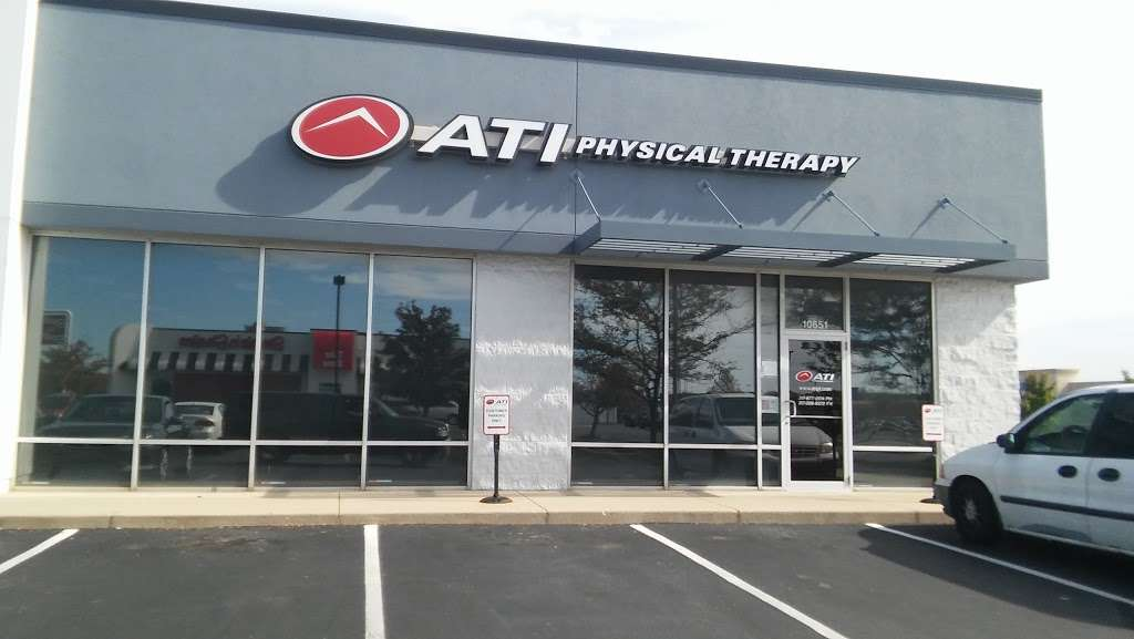 ATI Physical Therapy - Health | 10651 E US Hwy 36, Avon, IN