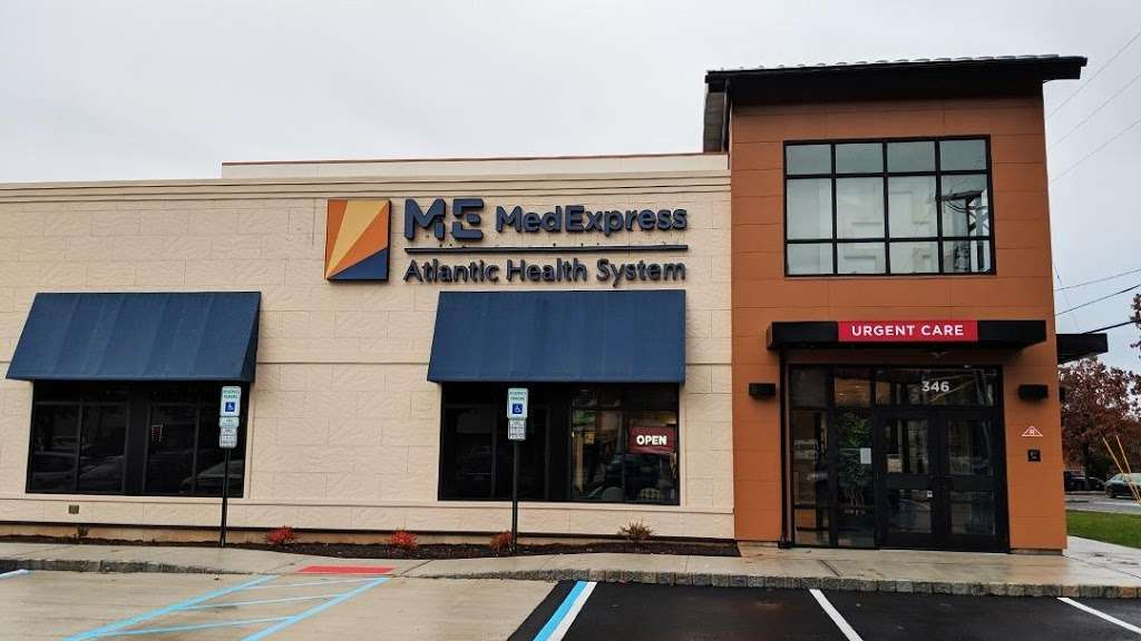 MedExpress Urgent Care - hospital  | Photo 3 of 5 | Address: 346 US-46, Rockaway, NJ 07866, USA | Phone: (973) 627-4870