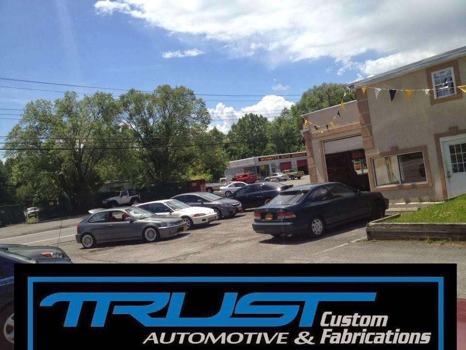 Trust Automotive & Custom Fabrication - car repair  | Photo 1 of 2 | Address: 1030 NY-52, Walden, NY 12586, USA | Phone: (845) 863-7090