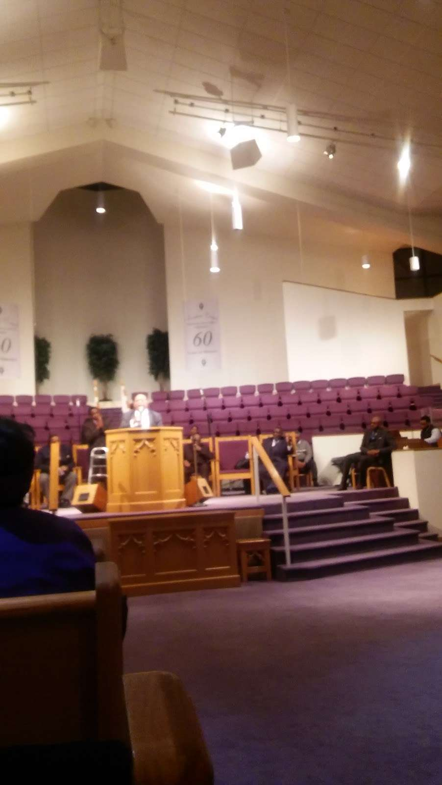Freedom Temple Church of God - church  | Photo 9 of 10 | Address: 1459 W 74th St, Chicago, IL 60636, USA | Phone: (773) 483-1140