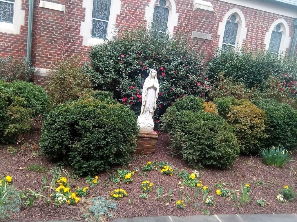 St. Bridget Catholic Church - church  | Photo 9 of 10 | Address: 6006 Three Chopt Rd, Richmond, VA 23226, USA | Phone: (804) 282-9511
