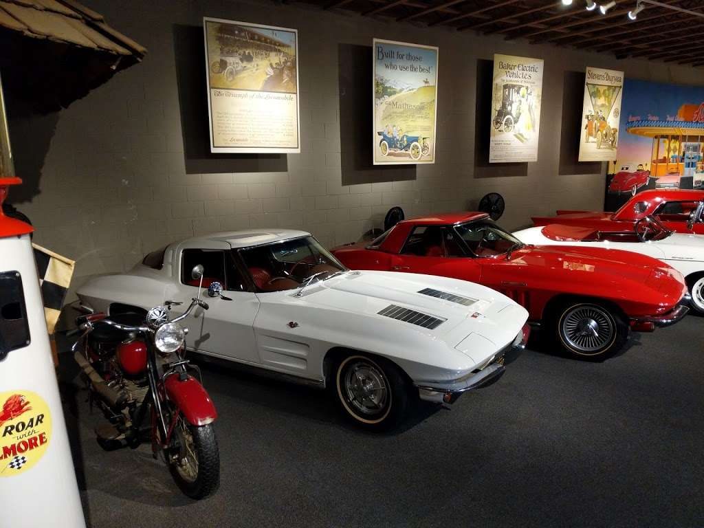Evans Garage - museum  | Photo 9 of 10 | Address: 4953 Pacific Hwy, San Diego, CA 92110, USA