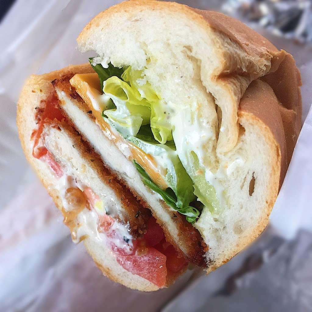 Mordi's Sandwich Shop - restaurant    Photo 2 of 10   Address: 320 Communipaw Ave, Jersey City, NJ 07304, USA   Phone: (551) 697-4805