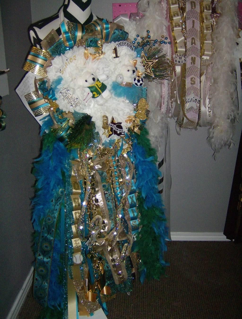 Spotlight Homecoming Mums - store  | Photo 7 of 7 | Address: 10381 Alta Vista Rd #129, Fort Worth, TX 76244, USA | Phone: (940) 389-8852