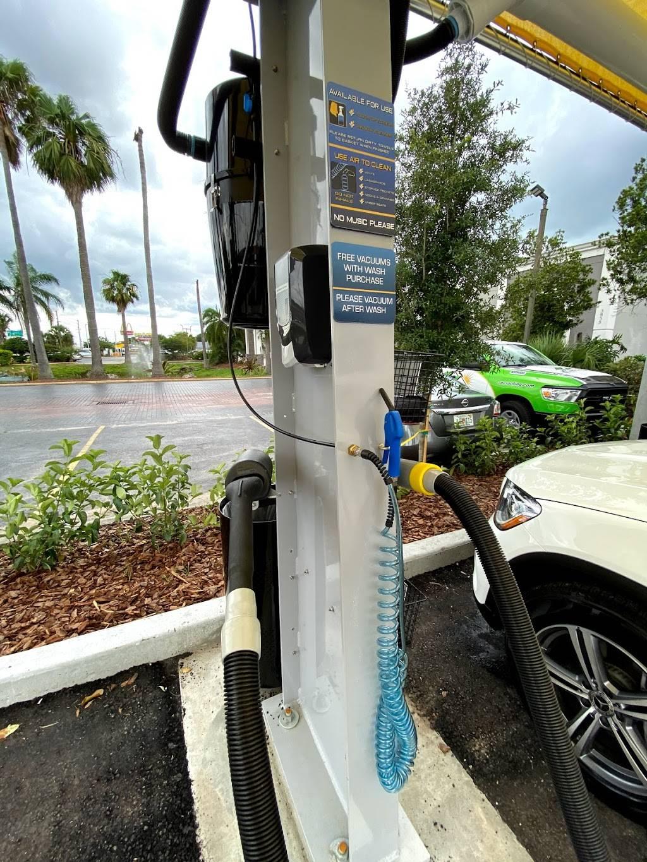 Floris Car Wash - car wash  | Photo 2 of 10 | Address: 3893 McCoy Rd, Orlando, FL 32812, USA | Phone: (407) 745-4343