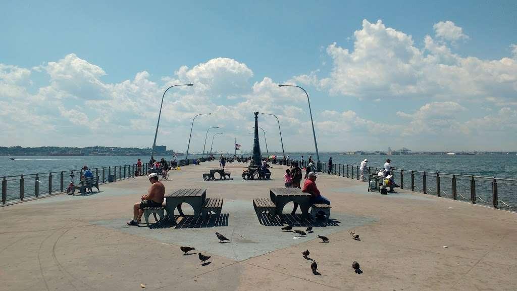 Bay Ridge Promenade (Start) - park  | Photo 6 of 10 | Address: Brooklyn, NY 11209, USA