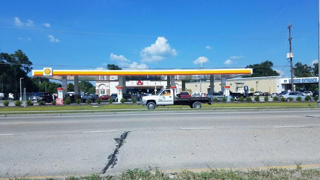 Shell, Circle K - gas station  | Photo 1 of 9 | Address: 23055 LA-1, Plaquemine, LA 70764, USA | Phone: (225) 687-3756