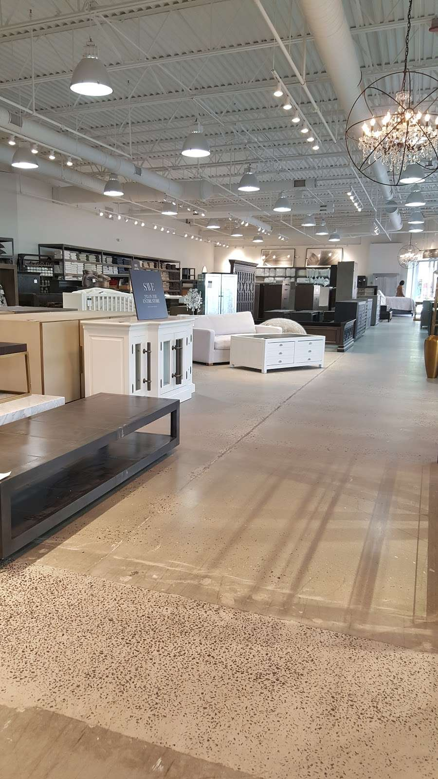 Restoration Hardware Outlet - furniture store  | Photo 8 of 10 | Address: 18 West Lightcap Rd Suite 501, Sanatoga, PA 19464, USA | Phone: (610) 970-1518