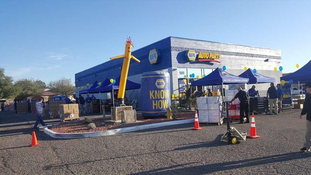 NAPA Auto Parts - Vans Auto Parts - car repair  | Photo 7 of 10 | Address: 7622 W Indian School Rd, Phoenix, AZ 85033, USA | Phone: (623) 850-6272