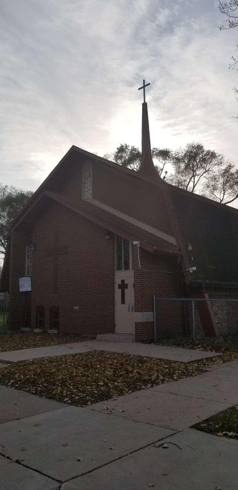 Mount Sinai Missionary Baptist Church - church  | Photo 1 of 1 | Address: Chicago, IL 60617, USA