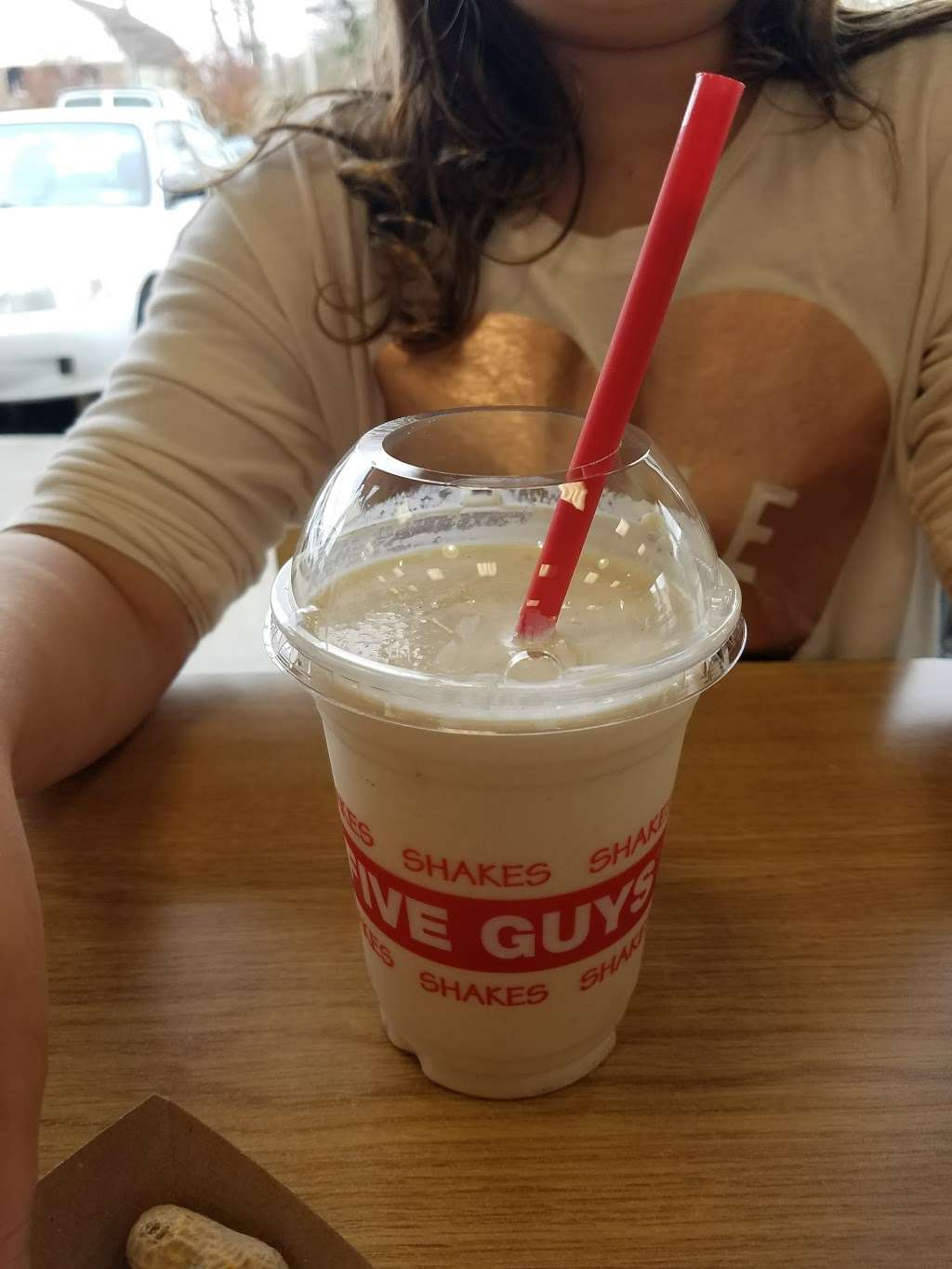 Five Guys - meal takeaway    Photo 7 of 10   Address: 35 Merrick Rd, Amityville, NY 11701, USA   Phone: (631) 691-6800