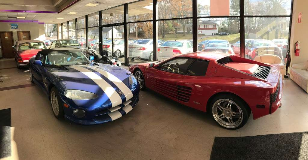 One Stop Auto Body & Sales - car dealer  | Photo 2 of 9 | Address: 511 East Central Street, Franklin, MA 02038, USA | Phone: (508) 528-3670
