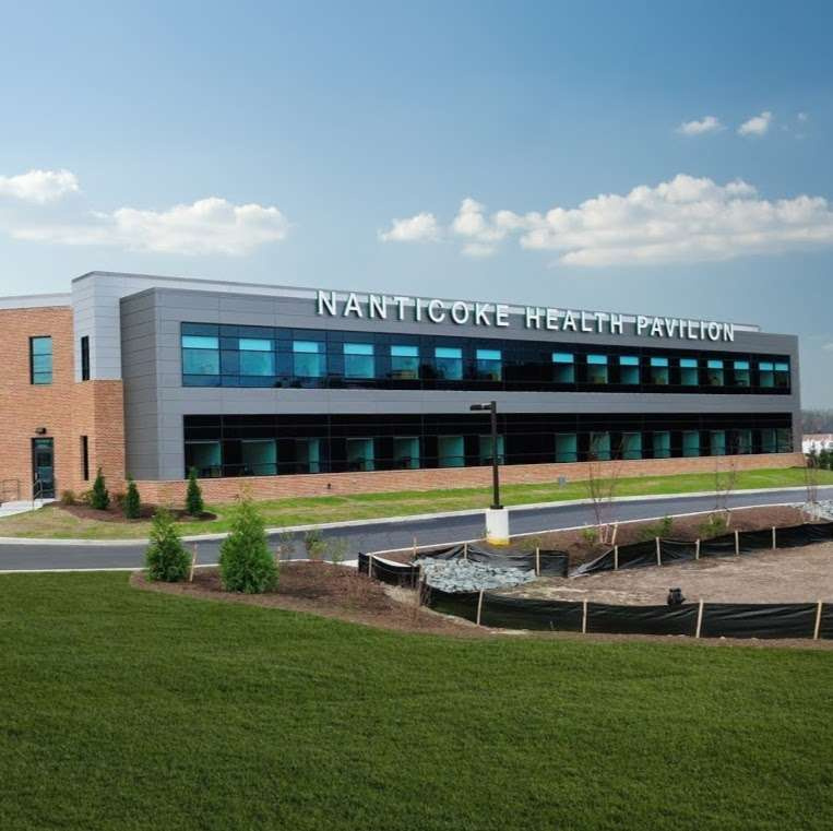 Nanticoke Health Pavilion Seaford - hospital    Photo 3 of 4   Address: 100 Rawlins Drive, Seaford, DE 19973, USA   Phone: (302) 990-3300