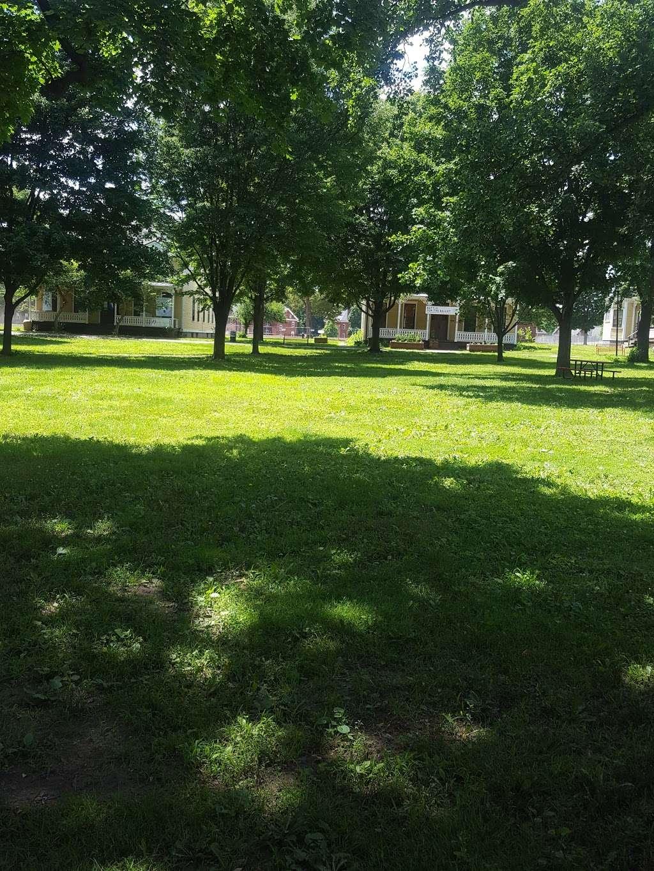 Nolan Park - park  | Photo 4 of 8 | Address: Governors Is, New York, NY 10004, USA