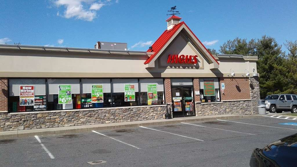 Highs of Baltimore - gas station  | Photo 1 of 2 | Address: 4101 Norrisville Rd, White Hall, MD 21161, USA | Phone: (410) 692-9508