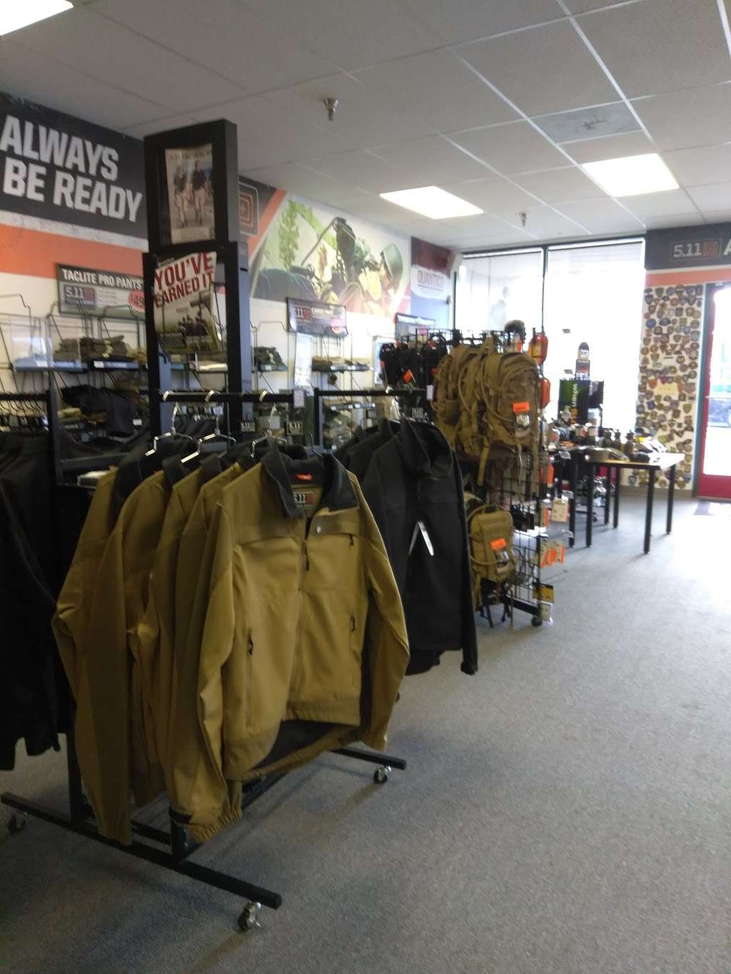 Proven Arms & Outfitters (formerly Quantico Tactical) - store    Photo 9 of 10   Address: 13329 Worth Ave, Woodbridge, VA 22192, USA   Phone: (703) 910-7683