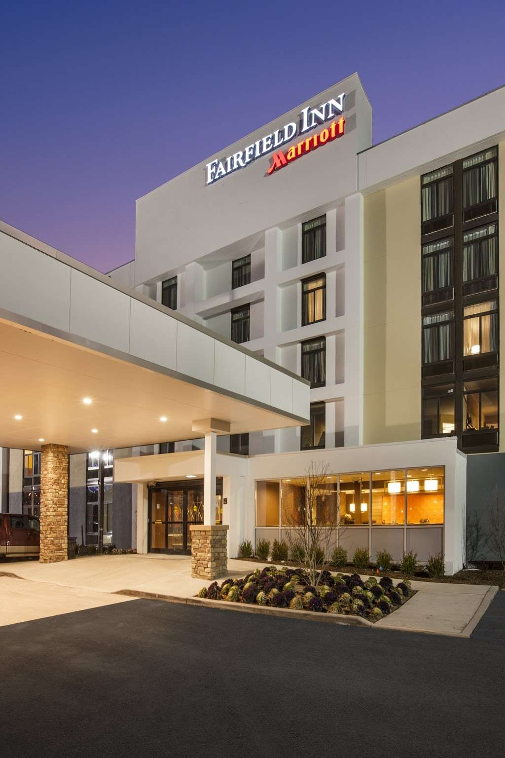 Fairfield Inn by Marriott East Rutherford Meadowlands - lodging  | Photo 9 of 10 | Address: 850 Paterson Plank Rd, East Rutherford, NJ 07073, USA | Phone: (201) 507-5222