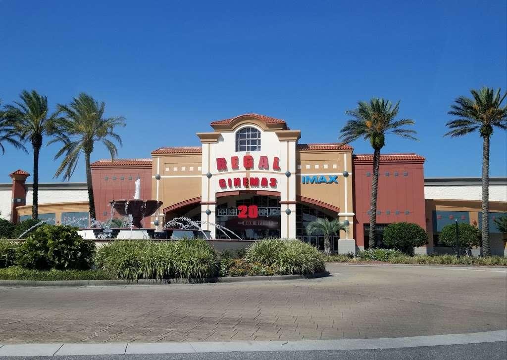 Regal Cinemas Waterford Lakes 20 IMAX - movie theater  | Photo 2 of 10 | Address: 541 N Alafaya Trail, Orlando, FL 32828, USA | Phone: (844) 462-7342