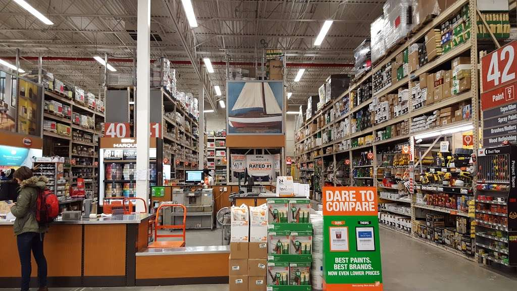The Home Depot - hardware store  | Photo 2 of 10 | Address: 550 Hamilton Ave, Brooklyn, NY 11232, USA | Phone: (718) 832-8553