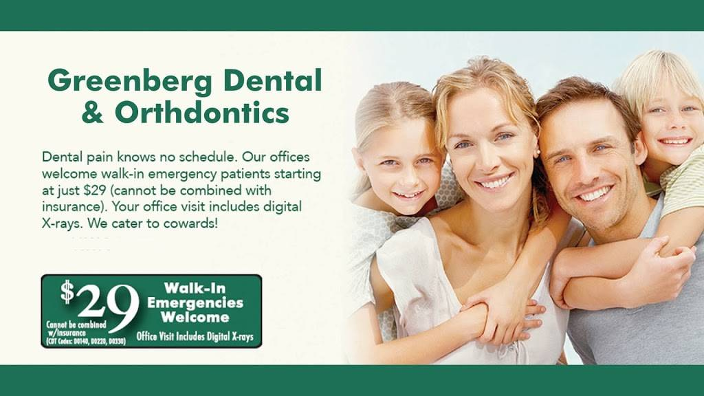 Greenberg Dental & Orthodontics - dentist  | Photo 3 of 5 | Address: 9618 US-301 S, Riverview, FL 33578, USA | Phone: (813) 867-7062
