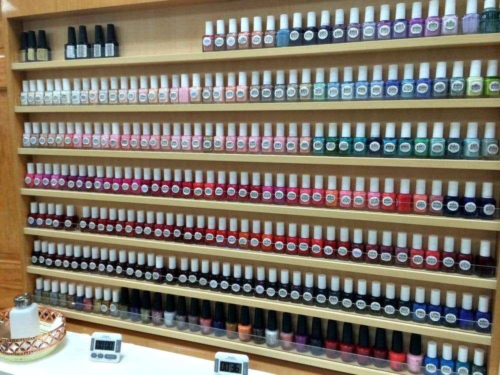 42 Nails & Spa - hair care  | Photo 2 of 10 | Address: 570 9th Ave, New York, NY 10036, USA | Phone: (212) 256-1065