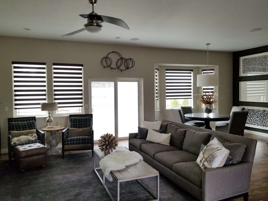 Blinds, Decor & More - store  | Photo 2 of 4 | Address: 627 Vermilion Peak Dr, Windsor, CO 80550, USA | Phone: (970) 218-5974