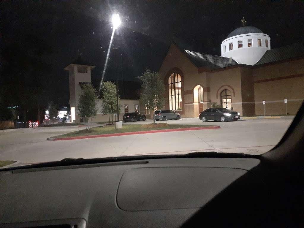 Sacred Heart Catholic Church Parish Life Center - church  | Photo 1 of 1 | Address: 704 Old Montgomery Rd, Conroe, TX 77301, USA | Phone: (936) 756-8186