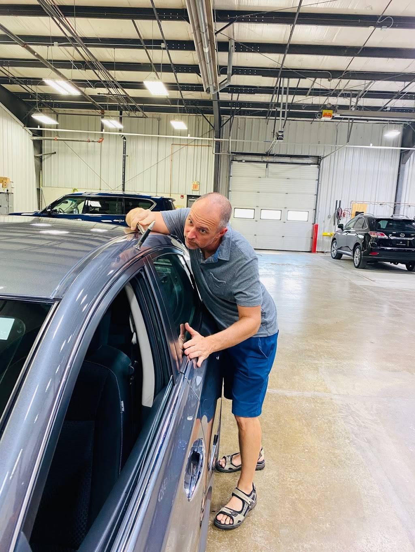 iFIXhail Auto Body Repair - car repair    Photo 2 of 2   Address: 4837 Williston Rd, Minnetonka, MN 55345, USA   Phone: (612) 440-9890