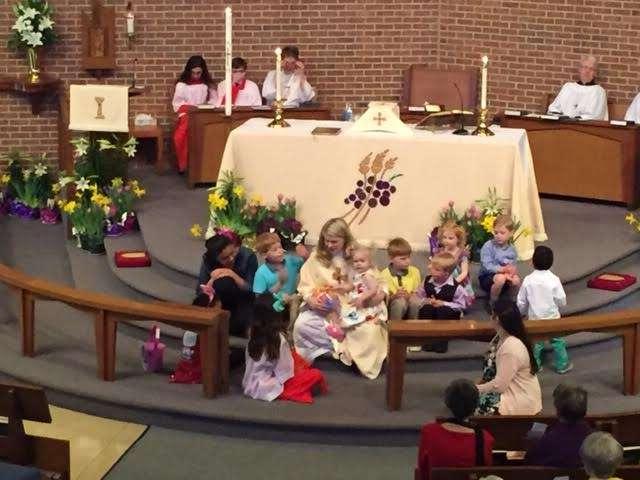St. Thomas Episcopal Church - church  | Photo 9 of 10 | Address: 301 St Thomas Rd, Lancaster, PA 17601, USA | Phone: (717) 569-3241