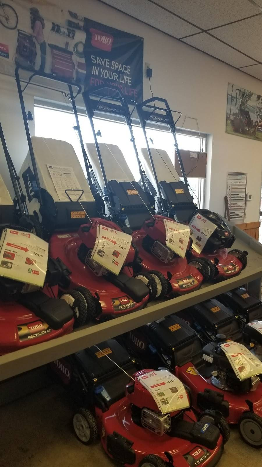 Kuhlmans Lawnmowers - Sales & Service - hardware store  | Photo 4 of 7 | Address: 1233 State Ave, Coraopolis, PA 15108, USA | Phone: (412) 264-4470