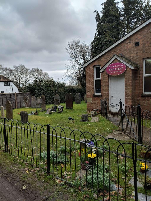 Copthorne Chapel - church  | Photo 3 of 4 | Address: Chapel Ln, Felbridge, Crawley RH10 3ET, UK