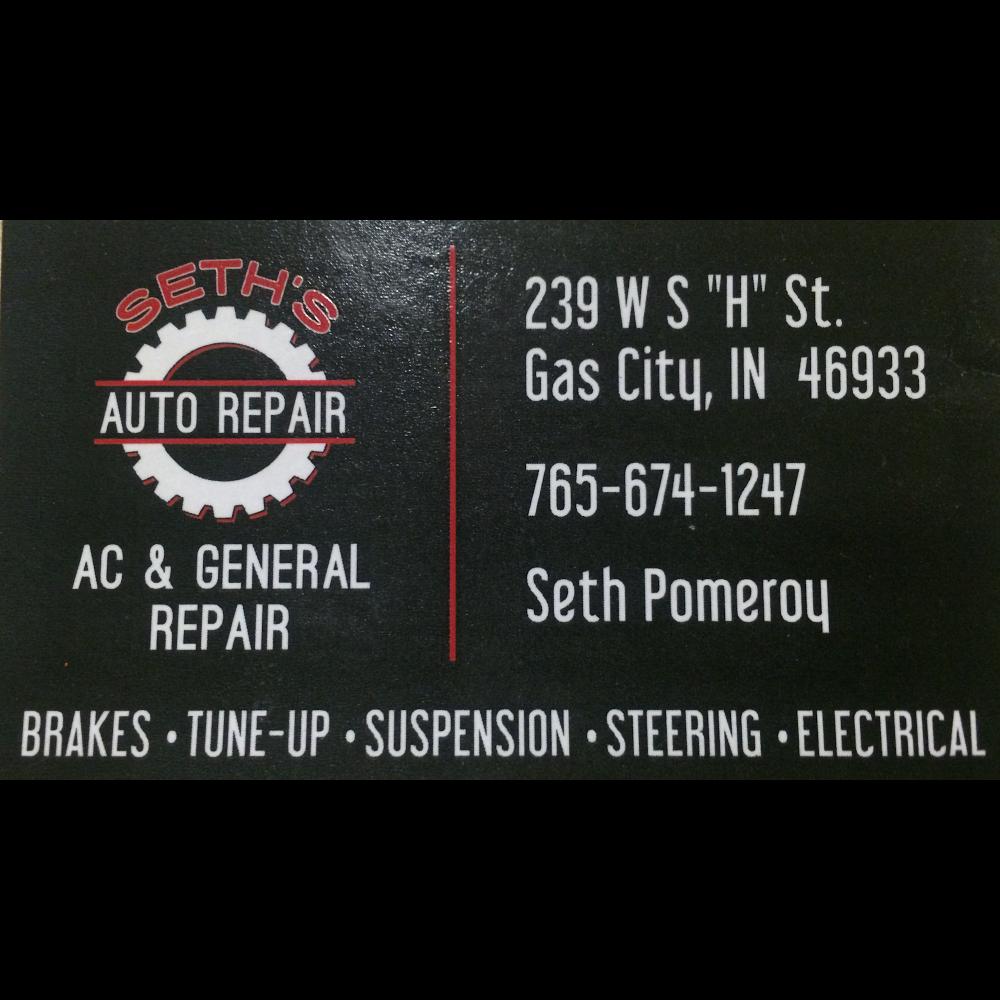 Nash Auto Repair - car repair    Photo 1 of 2   Address: 239 W South H St, Gas City, IN 46933, USA   Phone: (765) 674-1247