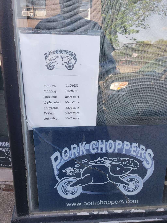 Pork Choppers - store    Photo 5 of 5   Address: 8 Queen Anne Rd, Bogota, NJ 07603, USA   Phone: (201) 473-7373