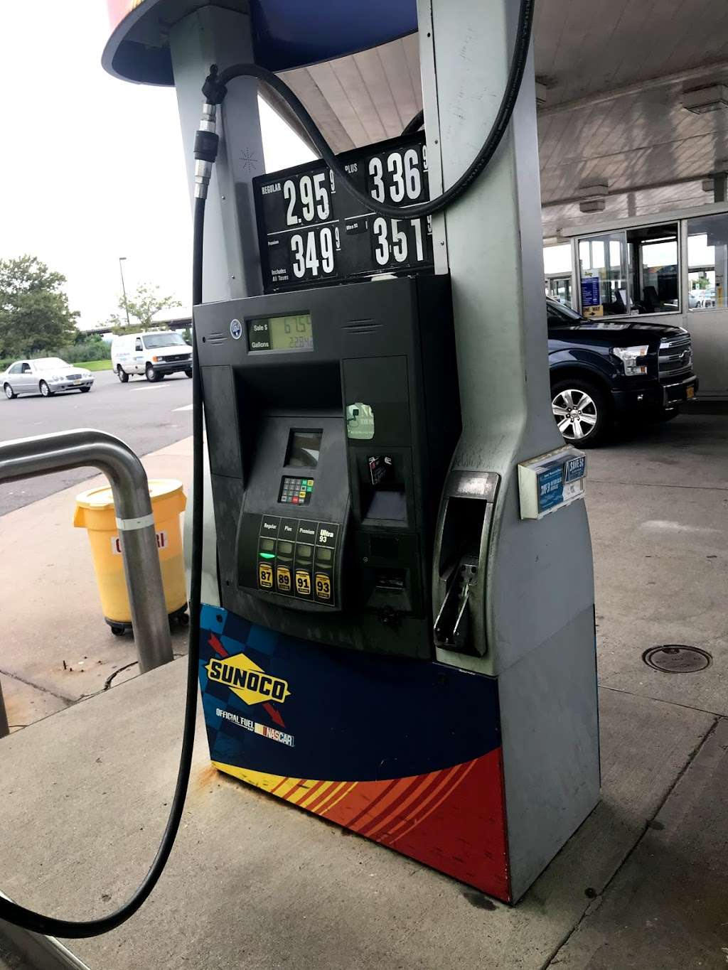 Sunoco - gas station  | Photo 2 of 10 | Address: 166 NJ Tpke, Ridgefield, NJ 07657, USA | Phone: (201) 945-8991