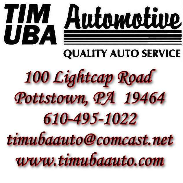 Tim Uba Automotive - car repair  | Photo 2 of 2 | Address: 100 Lightcap Rd, Pottstown, PA 19464, USA | Phone: (610) 495-1022