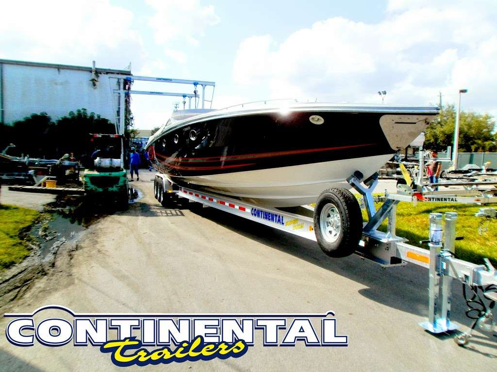 Continental Trailers - store    Photo 3 of 10   Address: 9200 NW 58th St, Doral, FL 33178, USA   Phone: (305) 594-1022