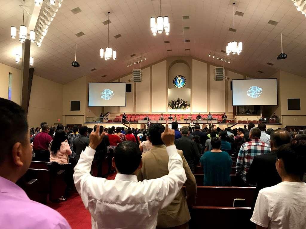 Iglesia Pentecostal Unida Hispana-Central - church  | Photo 1 of 10 | Address: 6518 Fulton St, Houston, TX 77022, USA | Phone: (713) 691-2301