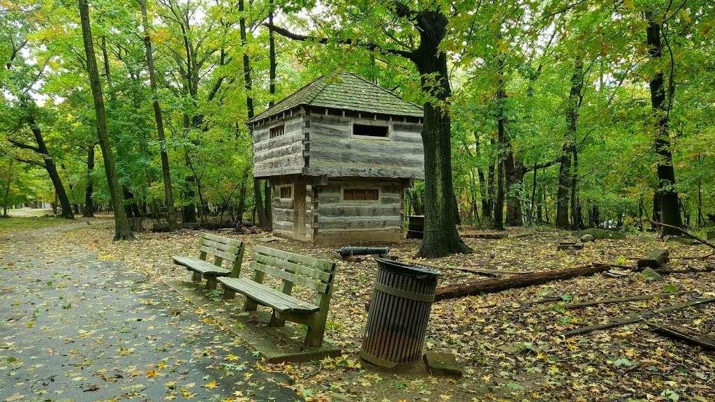 Fort Lee Historic Park - park  | Photo 2 of 10 | Address: Hudson Terrace, Fort Lee, NJ 07024, USA | Phone: (201) 461-1776