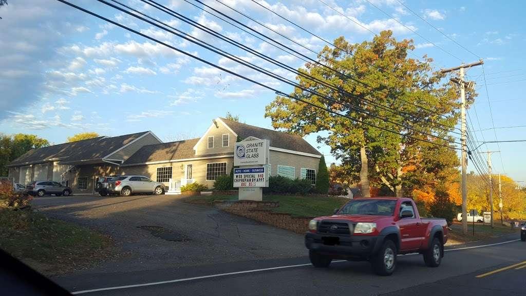 Granite State Glass - car repair  | Photo 1 of 3 | Address: 121 Lowell Rd, Hudson, NH 03051, USA | Phone: (603) 883-8545
