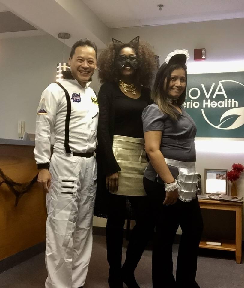 Northern Virginia Perio Health (William Wang, DDS) - dentist  | Photo 3 of 6 | Address: 4600 John Marr Dr STE 303, Annandale, VA 22003, USA | Phone: (703) 750-0284