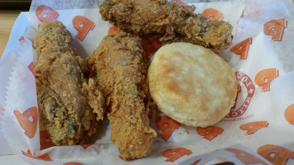 Popeyes Louisiana Kitchen - restaurant    Photo 5 of 10   Address: 119 W Kingsbridge Rd, Bronx, NY 10468, USA   Phone: (718) 548-3010