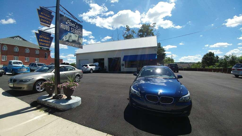Jans Auto Service - car repair  | Photo 1 of 1 | Address: 120 E Market St, Hallam, PA 17406, USA | Phone: (717) 755-4982