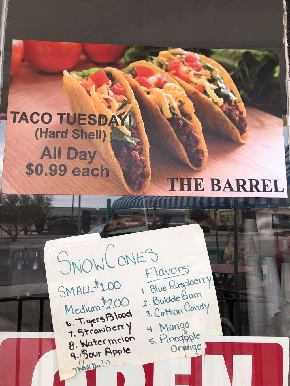 Barrel - restaurant  | Photo 9 of 10 | Address: 27115 Twenty Mule Team Rd, Boron, CA 93516, USA | Phone: (760) 762-1115