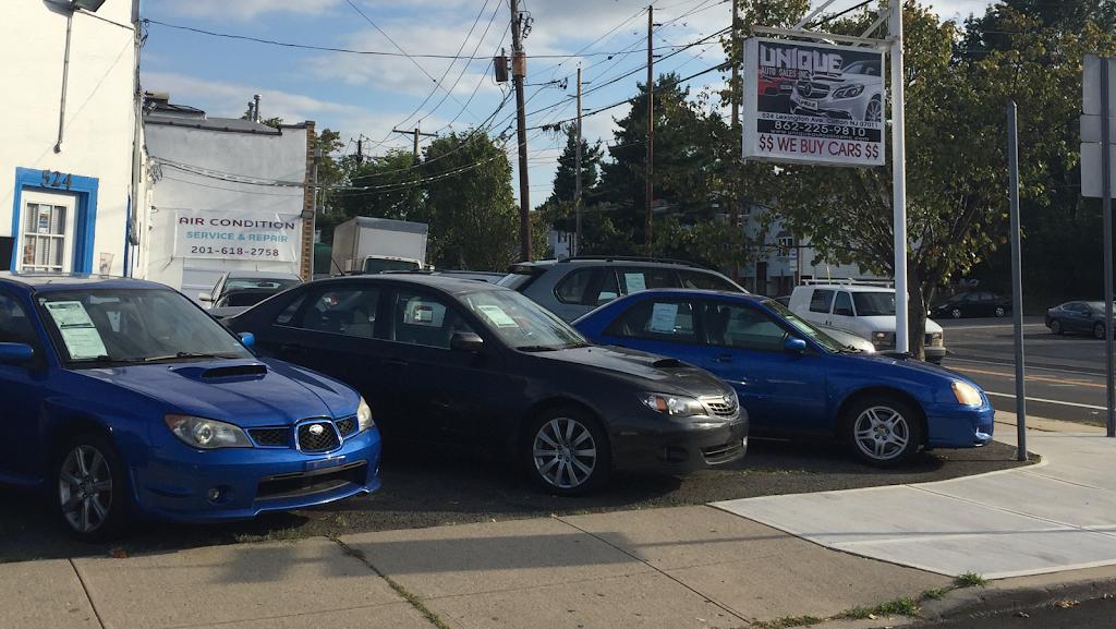 Unique Auto Sales Inc - car dealer  | Photo 2 of 10 | Address: 524 Lexington Ave, Clifton, NJ 07011, USA | Phone: (862) 225-9810
