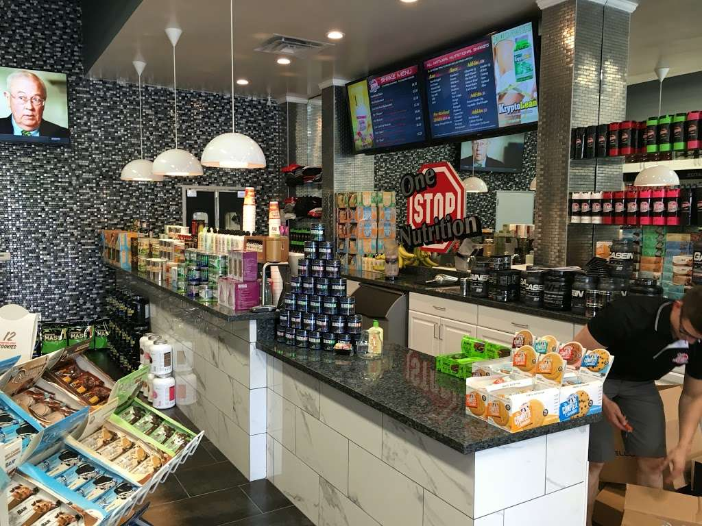 One Stop Nutrition 13346 Briar Forest Dr 130 Houston Tx 77077 Usa