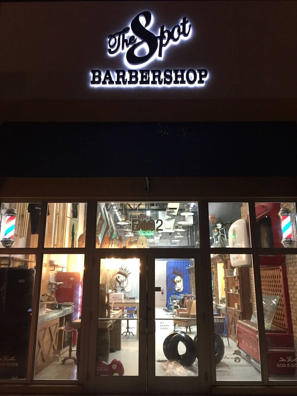 The Spot Barbershop - Doral Downtown - hair care  | Photo 6 of 10 | Address: 8550 NW 53rd St Suite B102, Doral, FL 33166, USA | Phone: (786) 604-0233
