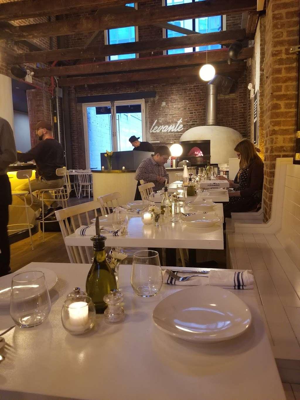 Levante - restaurant    Photo 2 of 10   Address: 26-21 Jackson Ave, Long Island City, NY 11101, USA   Phone: (718) 392-3885