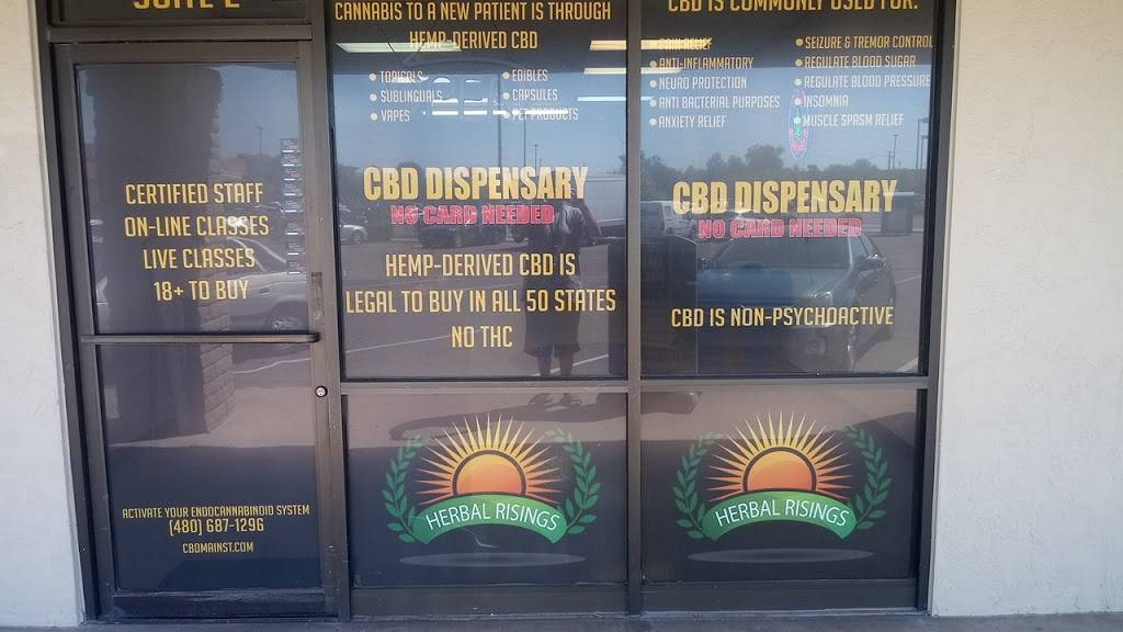 Herbal Rising - pharmacy    Photo 1 of 1   Address: 4448 E Main St Ste.#2, Mesa, AZ 85205, USA   Phone: (480) 687-1296