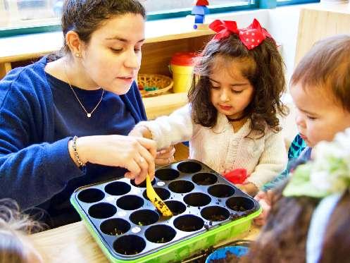 Battery Park Montessori - school  | Photo 10 of 10 | Address: 21 South End Ave, New York, NY 10280, USA | Phone: (212) 235-2320
