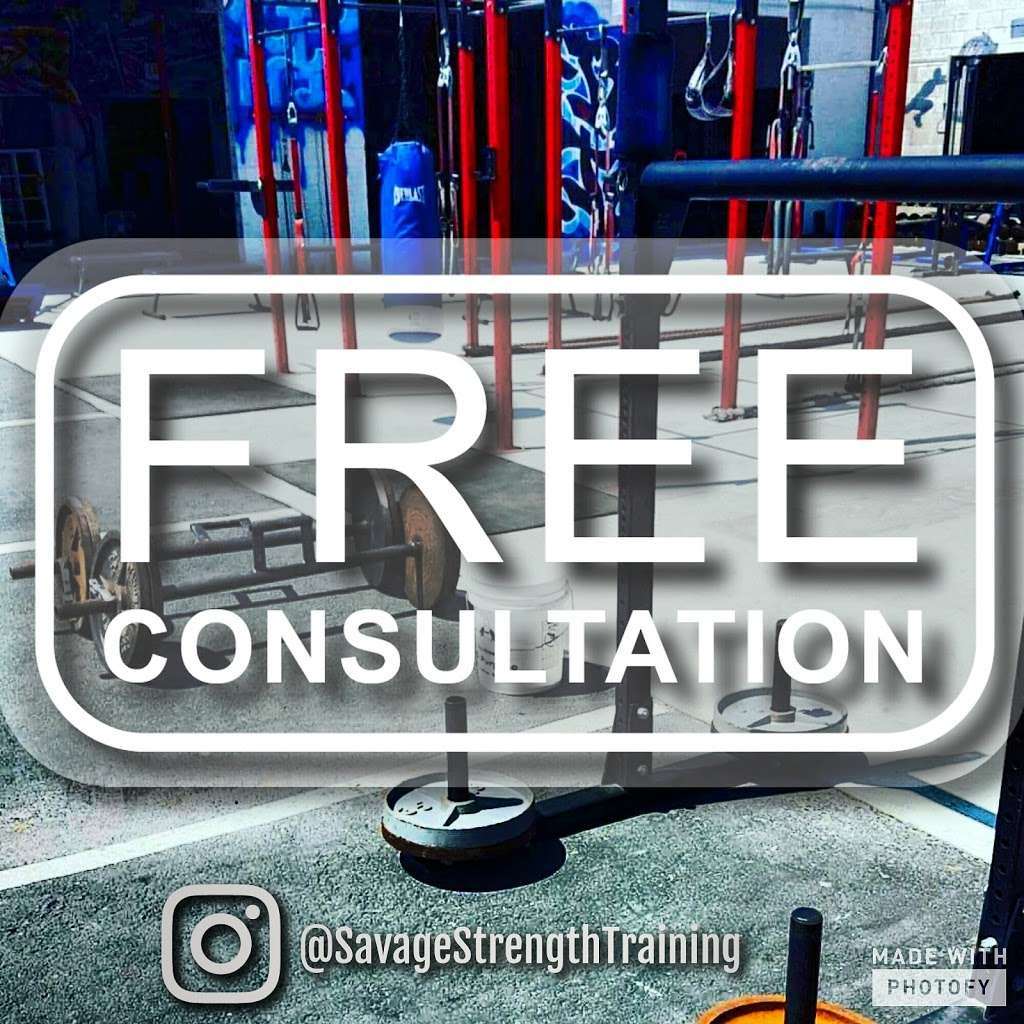 Savage Training Systems - health  | Photo 6 of 10 | Address: 9 Date Ave, Chula Vista, CA 91910, USA | Phone: (619) 751-5546